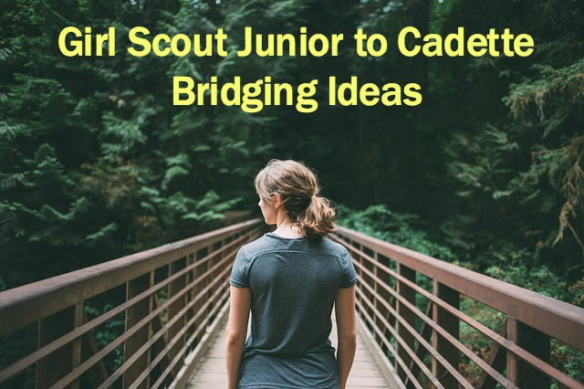 If your Girl Scout troop is bridging this year, here are resources and ideas for planning this important scouting milestone.